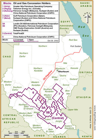 Sudan_oil_map_of_concessions